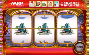 Aarp slot games
